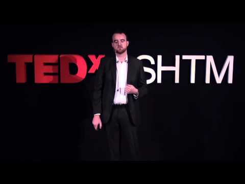 Giving What We Can | Jonathan Courtney | TEDxLSHTM