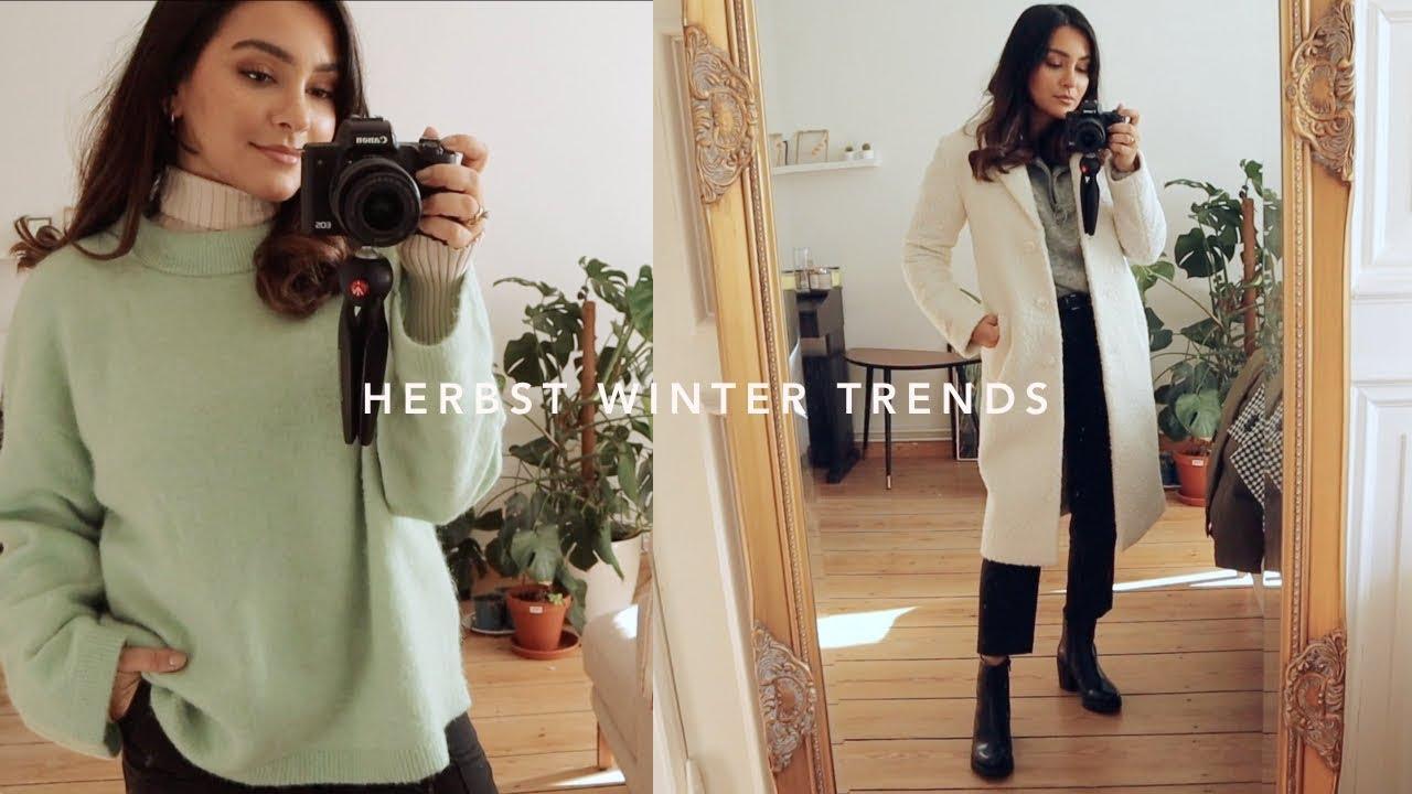 Herbst Winter Trends