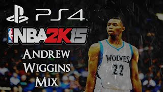 NBA 2K15 Andrew Wiggins Mix (PS4)