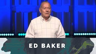 I Could Do That: Your God is Too Small - Ed Baker