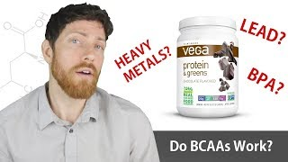 New Report: Toxic Vegan Protein Powder? +BCAAs Examined