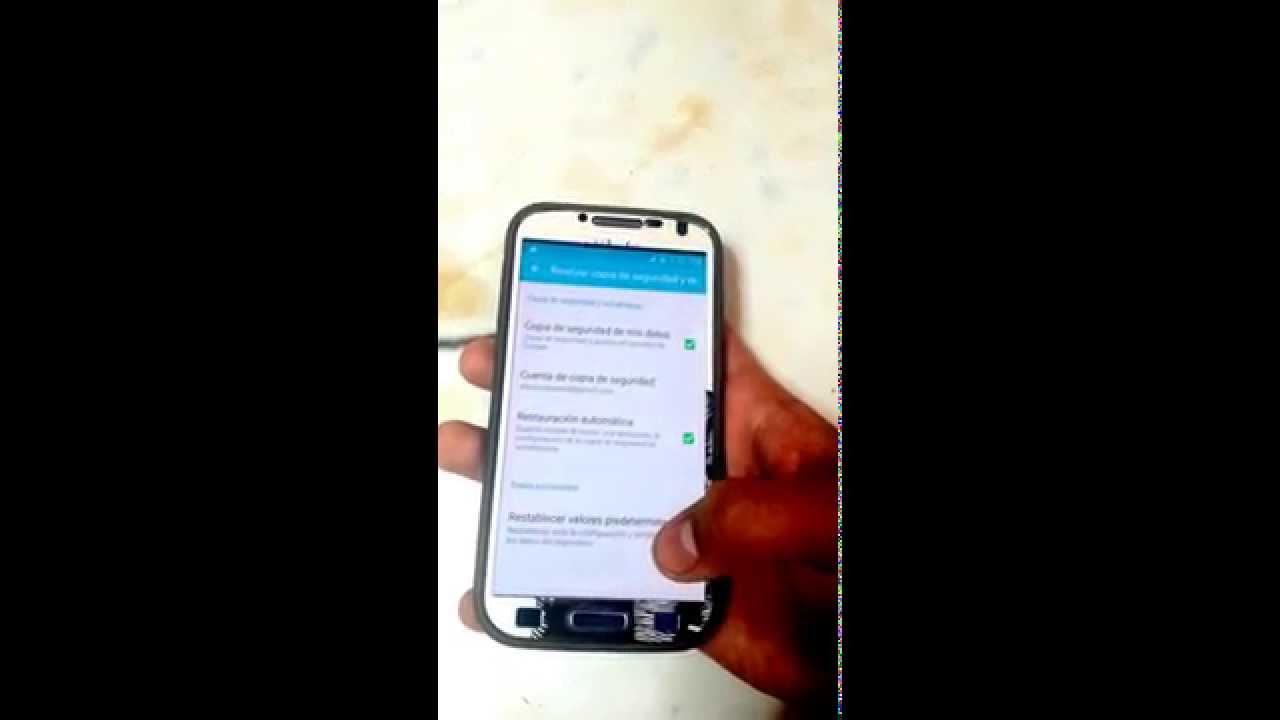 Cómo restaurar un Android desde una computadora | Techlandia