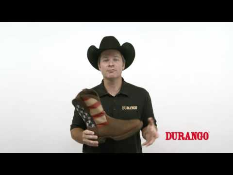 Durango - How To Fit A Western Boot