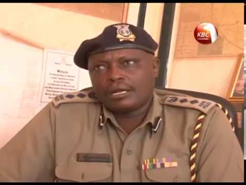 Five killed in Voi - Mwatate road accident