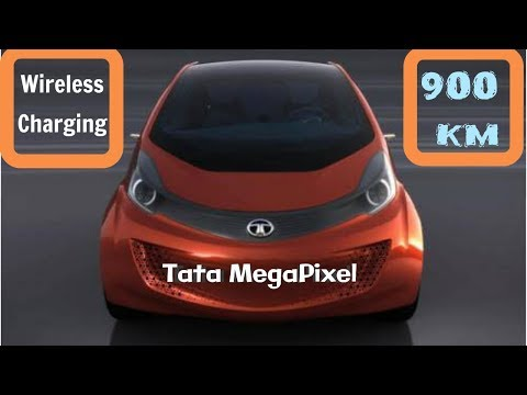 Tata MegaPixel Concept Electric Car In India Full Details