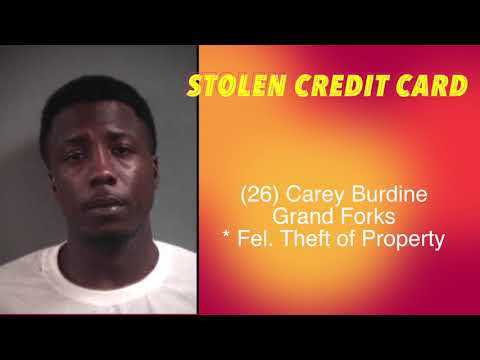 Man Allegedly Shopped Grand Forks With Stolen Credit Card