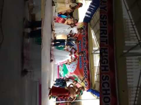 Holy spirit high school shabad kids dance