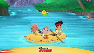 Jake og Piraterne: Flaskepost fra piratprinsessen - Disney Junior Danmark