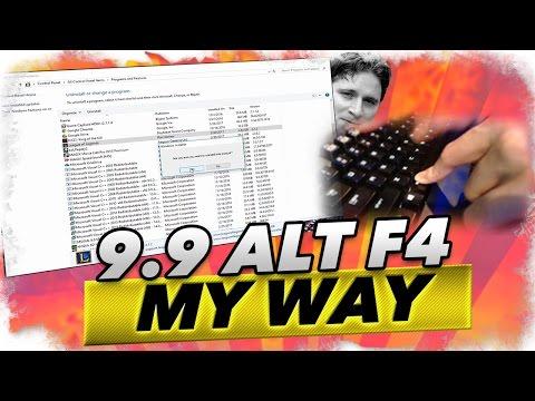 9.9 ALT F4 MY WAY - Trick2G