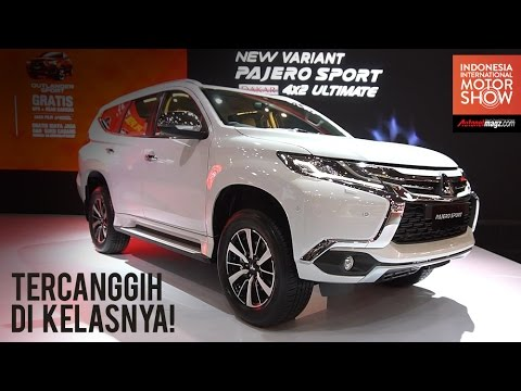 FI Review Mitsubishi Pajero Sport Dakar Ultimate 2017 CKD Indonesia by AutonetMagz