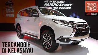 FI Review Mitsubishi Pajero Sport Dakar Ultimate 2017 CKD Indonesia by AutonetMagz