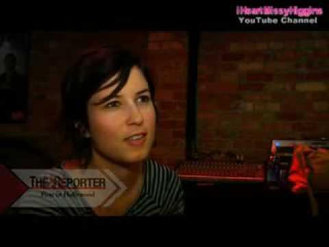 Missy Higgins Sundance 2008 Interview.