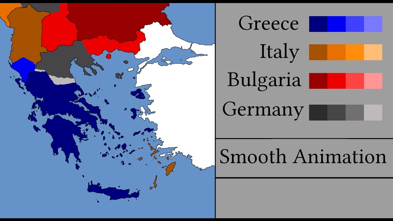 Smooth animation of the greco italian war and the battle of greece smooth animation of the greco italian war and the battle of greece every day gumiabroncs