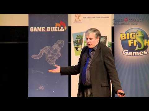 Player Type Theory: Uses and Abuses | Richard BARTLE