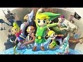 CGR Undertow - THE LEGEND OF ZELDA: THE WIND WAKER HD review for Nintendo Wii U
