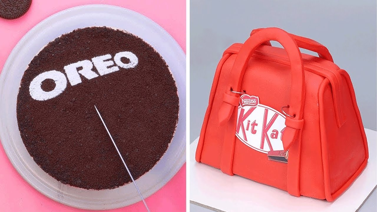 No Bake OREO Chocolate Cake Hacks Recipes | So Yummy Cake And Dessert Compilation
