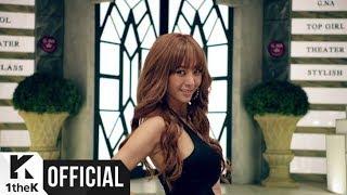 [MV] G.NA(지나) _ Top Girl