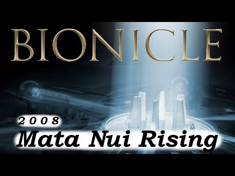 BIONICLE: Mata Nui Rising (improved version)