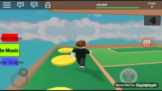 roblox || Wii fit obey