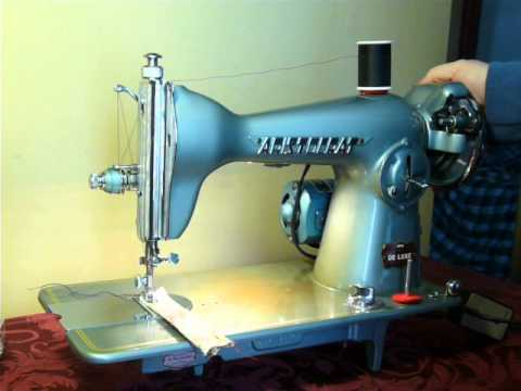 NIFTYTHRIFTYGIRL: Japanese made Aristocrat-badged Class 15 clone sewing machine