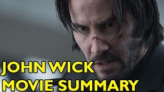 Movie Spoiler Alerts - John Wick (2014) Video Summary