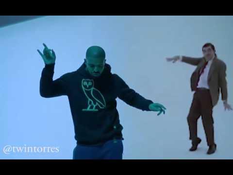 Drake feat. Mr Bean - Dancing to the  Peanut vendor