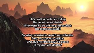 Can You Feel The Love Tonight - The Lion King Lyrics (Inglés, Español)