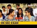 YouthQuake on SSC Exam Scam