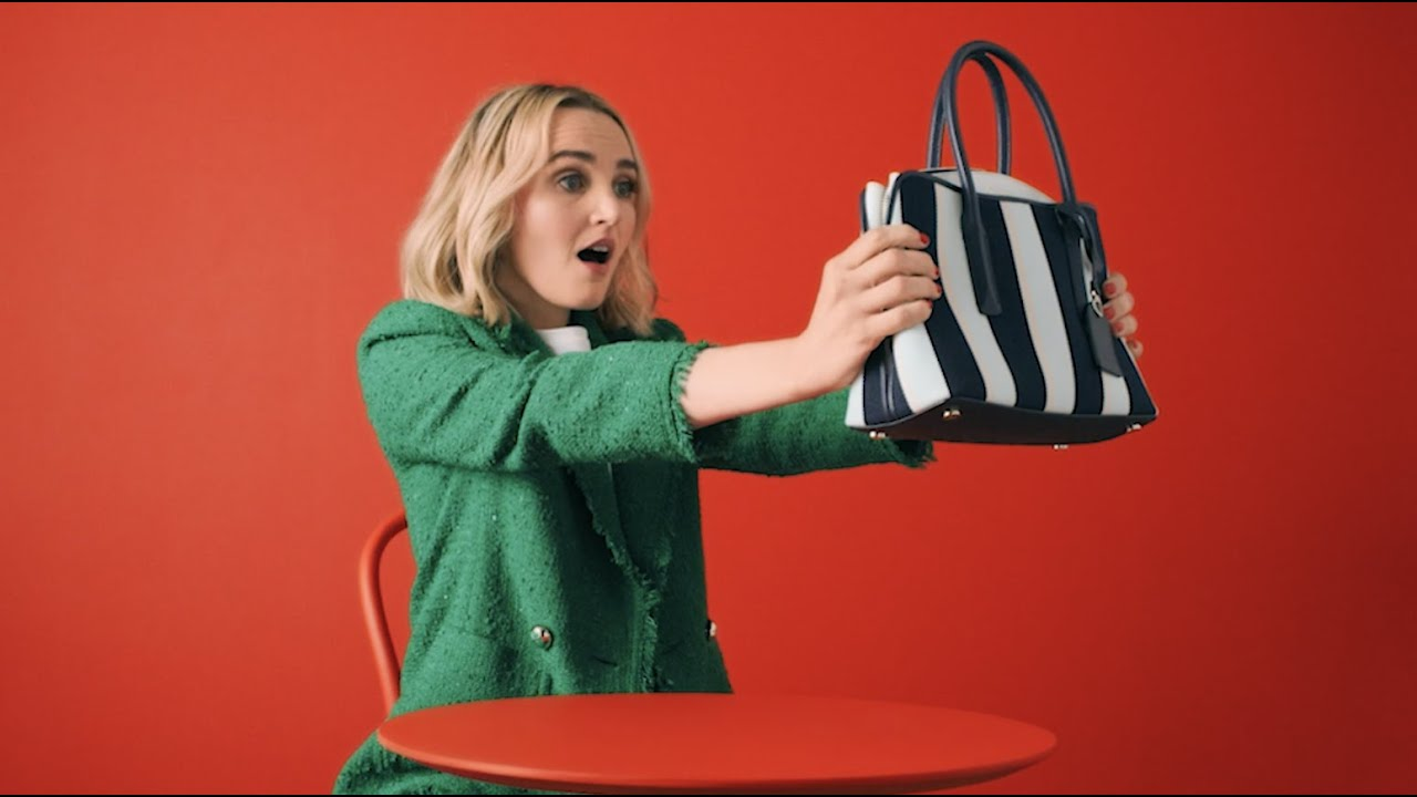 the margaux satchel in new summer colors and prints | kate spade new york