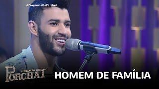 """Gusttavo Lima apresenta versão acústica de """"Homem de Família"""""""