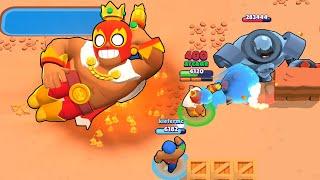 Brawl Stars - Gameplay Walkthrough Part 123 - El Primo vs Boss Robot (iOS, Android)