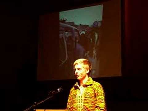 Ghana Missions Trip, Brad Kester