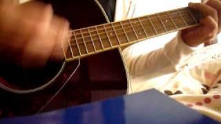おっかなびっくりな演奏ですが。。好きなんです。歌もむずかしい。。