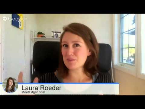 John Shea Interviews Laura Roeder