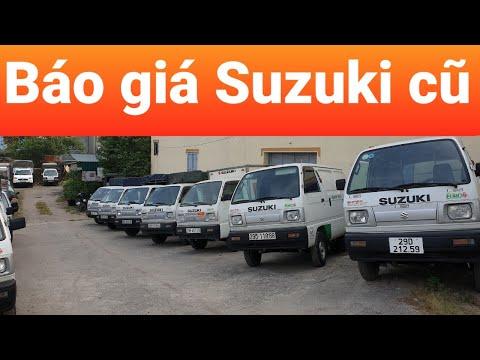xe ô tô suzuki cũ