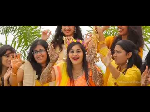 Indian Wedding LipDub Video Neha & Vinod  Wedding Cinemas