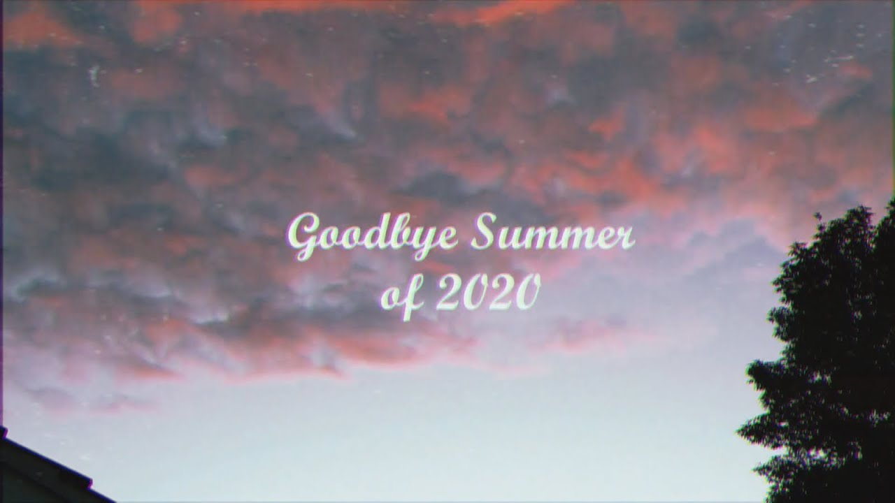 Summer 2020 Video Diary / Lovers in the Summer