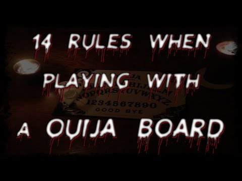 Baixar 14 Rules For Using A Ouija Board