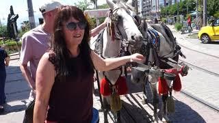 Our Holiday To The Trendy Lara Hotel Antalya Turkey : Day 3 Antalya Old Town