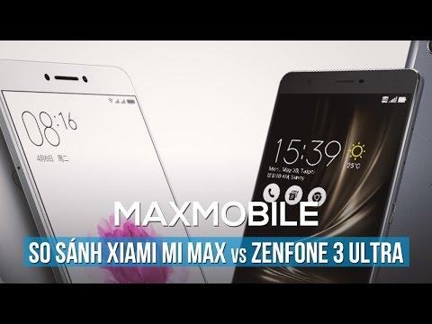 Cửa hàng bán Asus Zenfone 3 Ultra