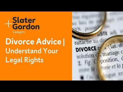 Divorce Advice | Understand Your Legal Rights