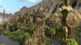 Journey 2 The Mysterious Island - Official Trailer 2