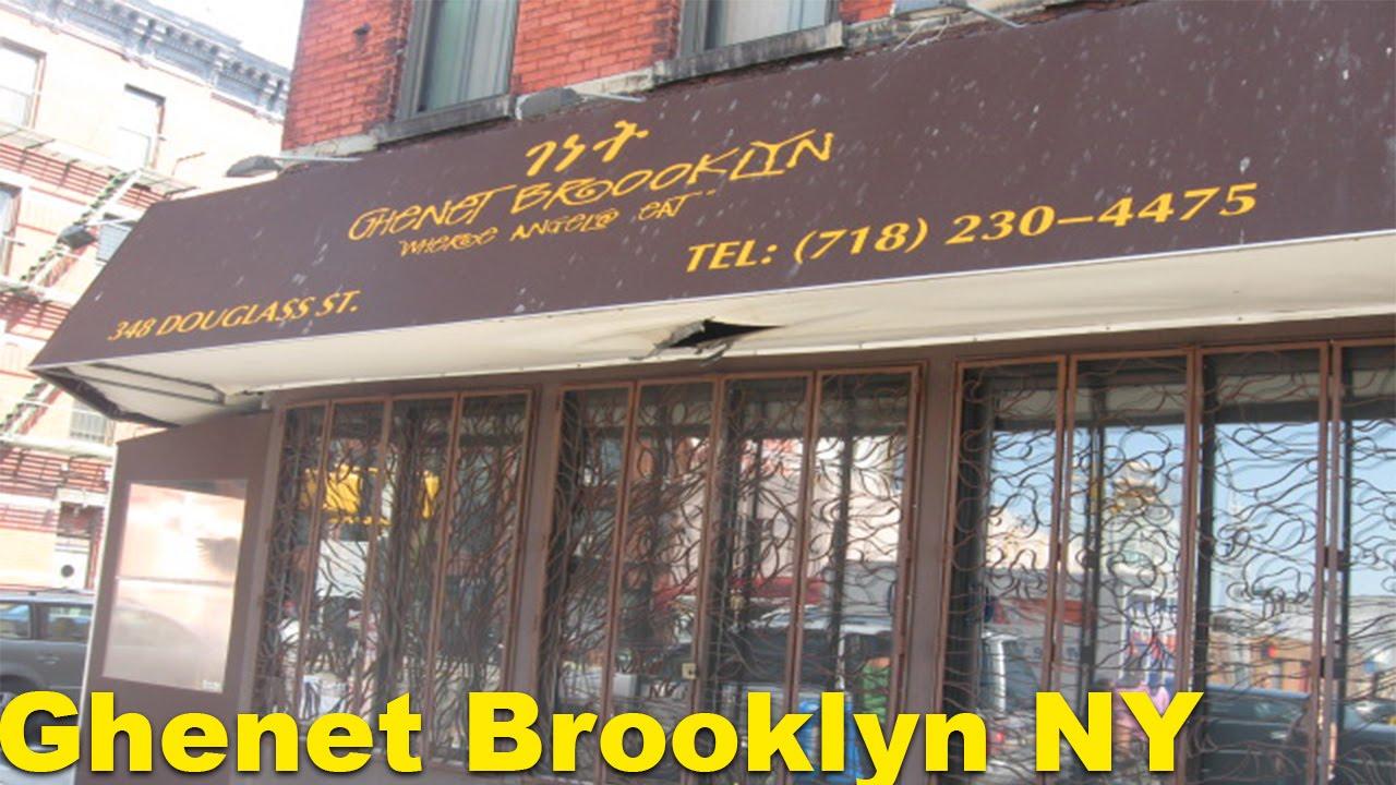 Ghenet Ethiopian Restaurant New York