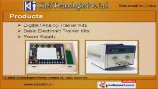 Digital / Analog Trainer Kit by Kitek Technologies Private Limited, Navi Mumbai
