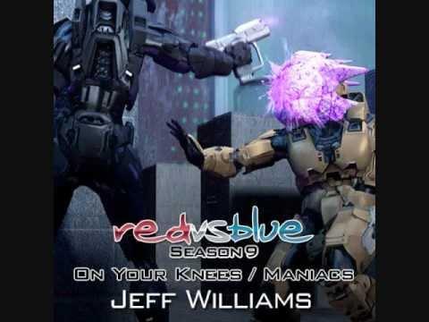 Jeff Williams (ft.Sandy Williams & Lamar Hall)- On Your Knees (audio+lyrics+full Version)
