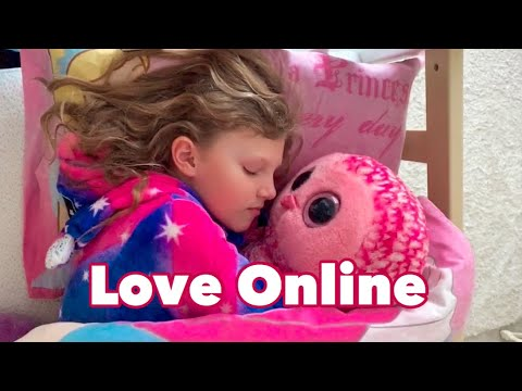 MICHELLE KENNELLY - LOVE ONLINE (клип сестёр Kennelly)