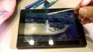 Kindle Fire Hd P48wvb4 Screen Replacement Part 1 Of 2