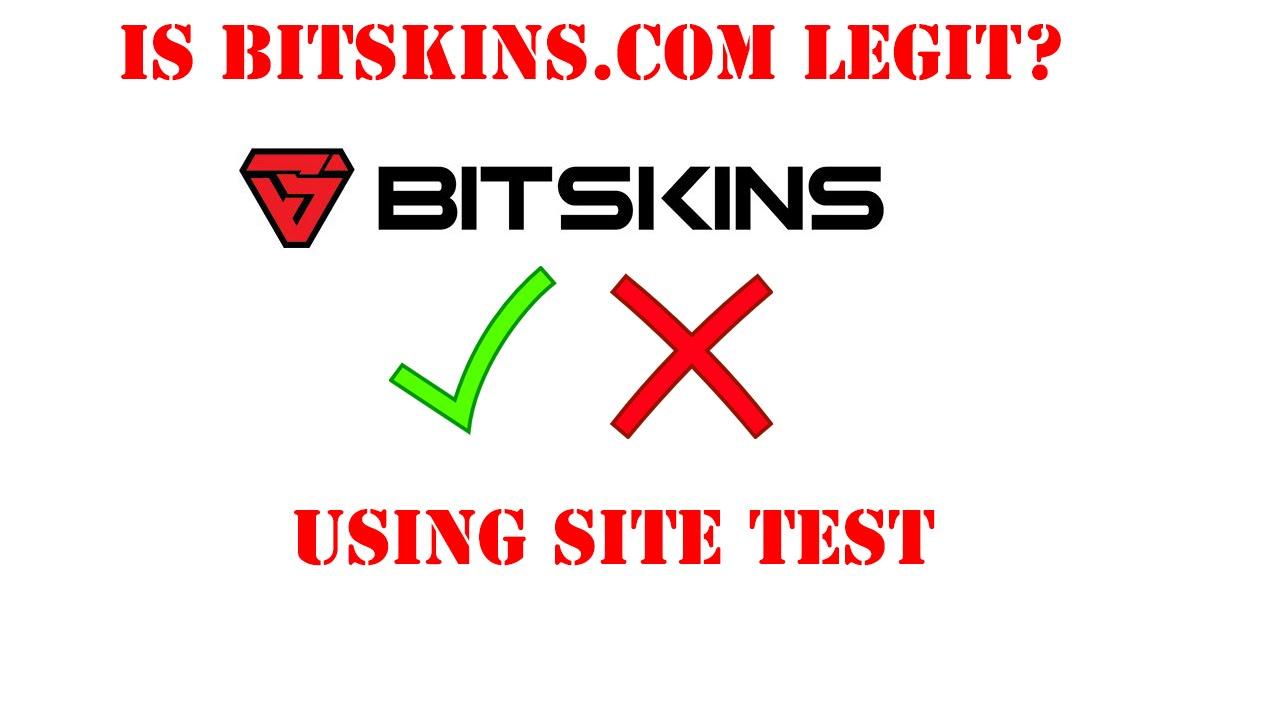 Is bitskins com legit? Deposited +$25 USD Test! [HD]
