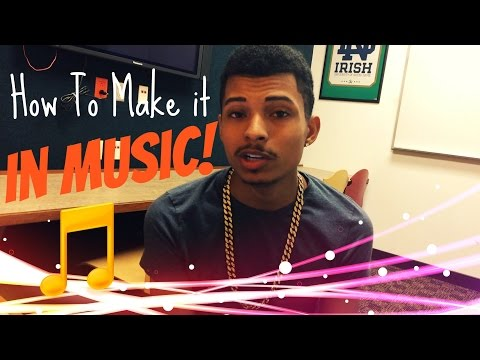 How to Make it in Music: Get Famous on Soundcloud (Get a song to go Viral)