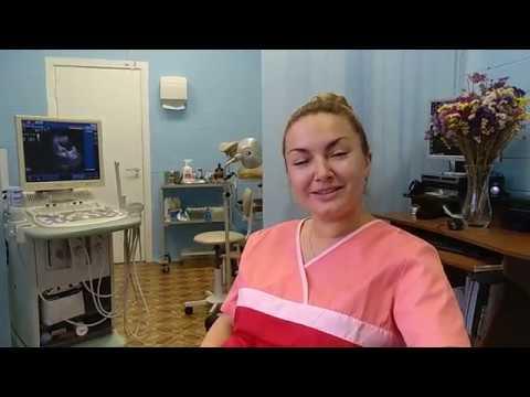 Гинеколог смотрит видео